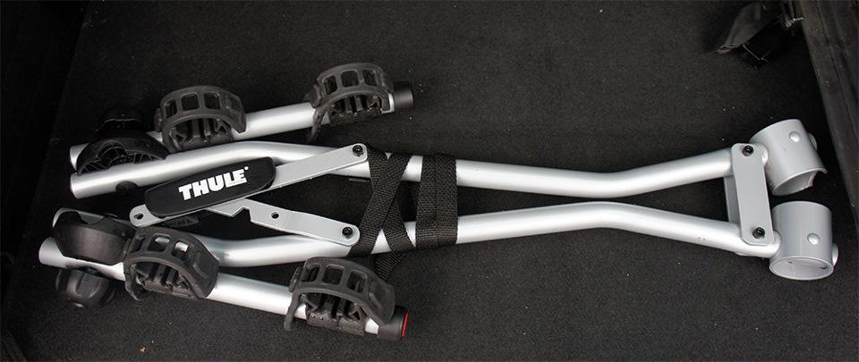 Крепление для велосипеда на фаркоп Thule Xpress 970 - фото 10