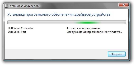 скачать драйвер usb виртуальный com порт