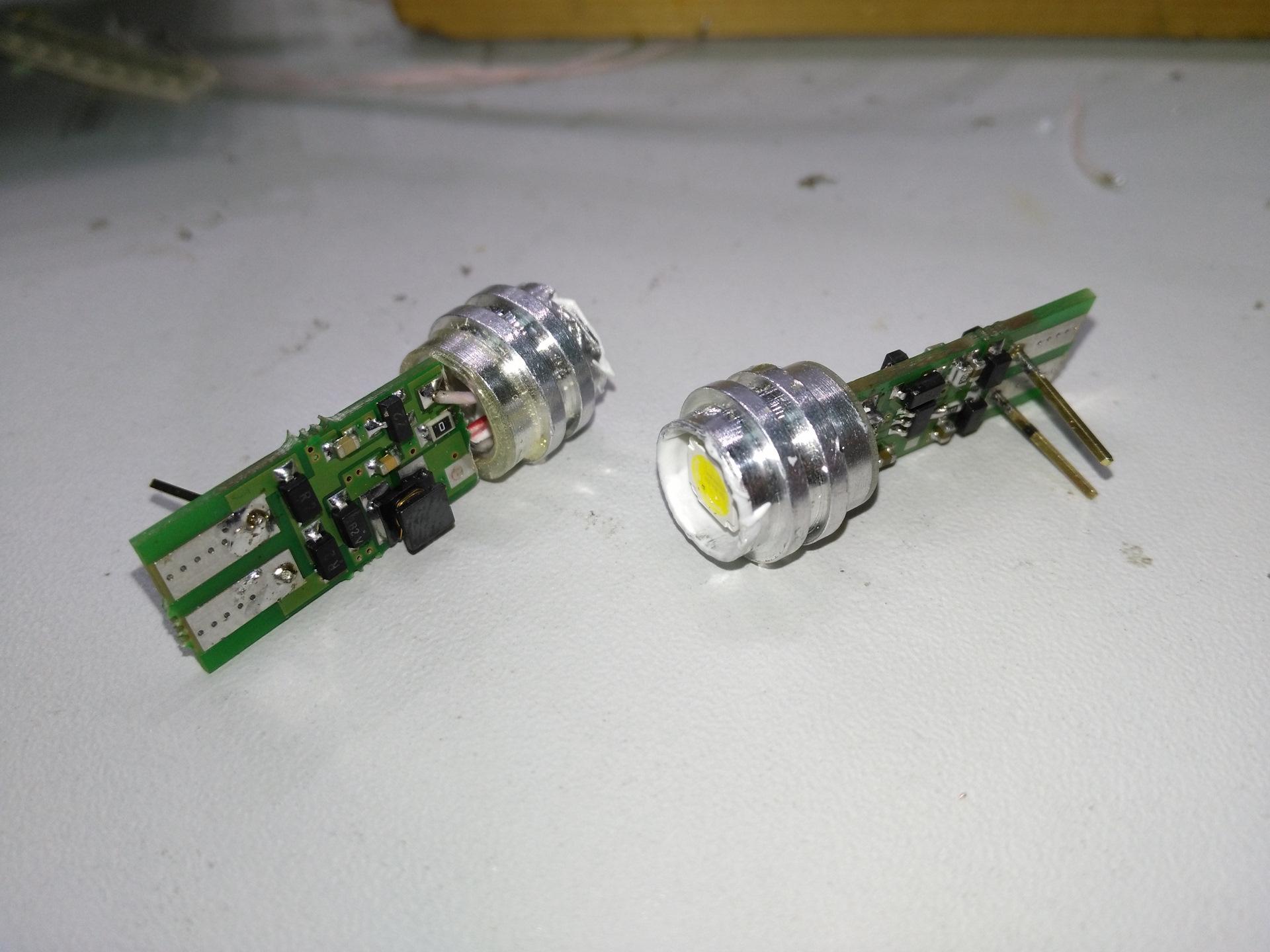 Светодиод в лампочку своими руками 46