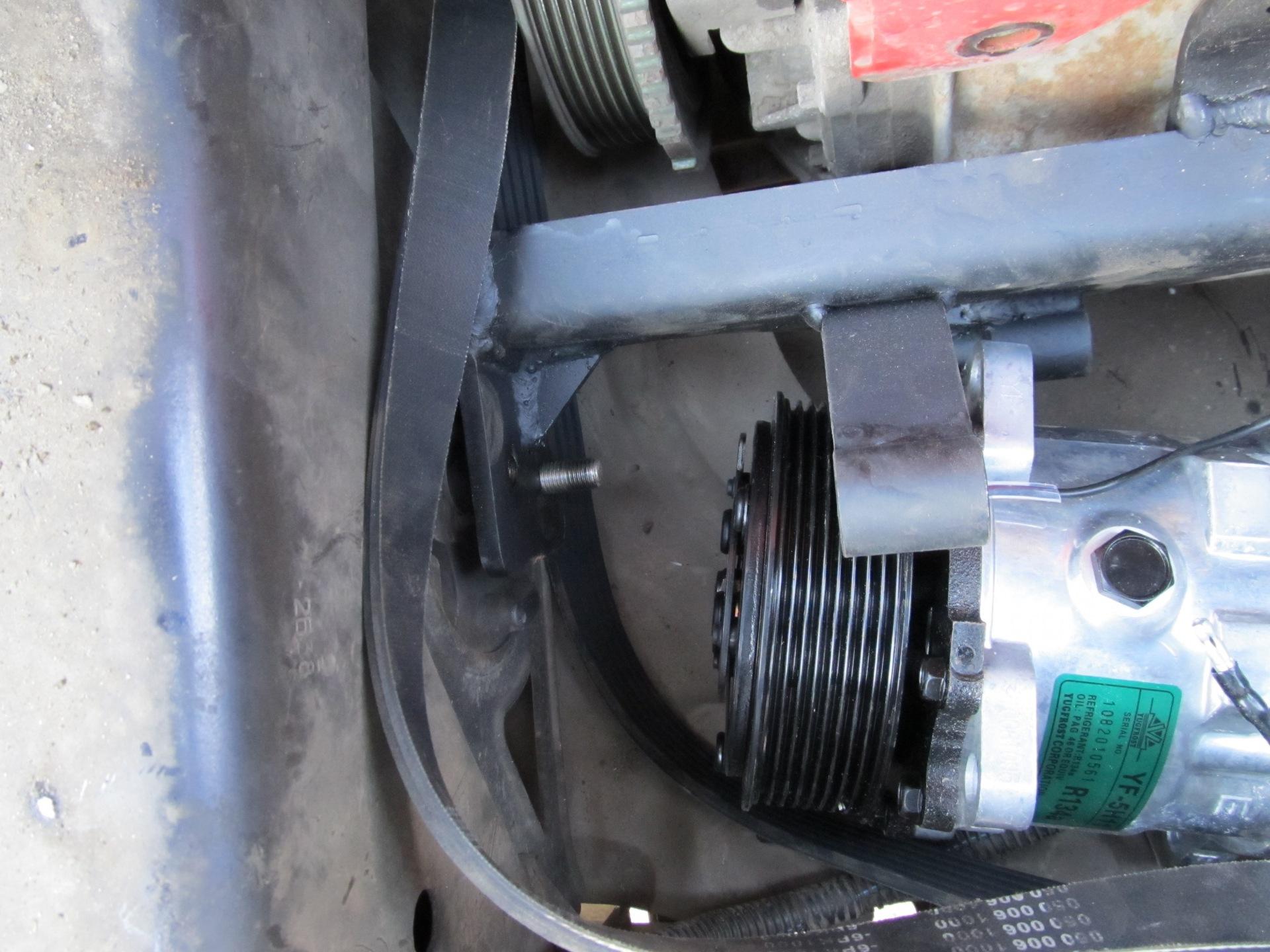Ремонт компрессора кондиционера приора своими руками