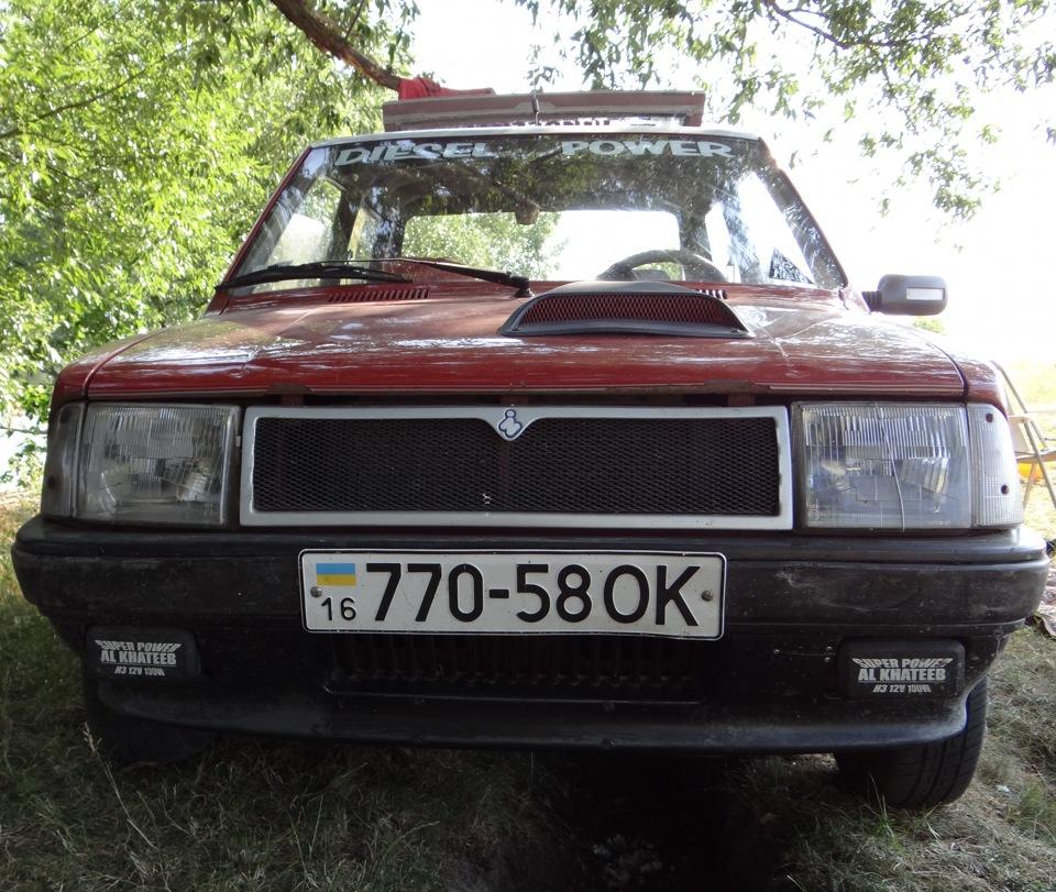 фильтр нулевого сопротивления Innocenti Mini Diesel 10 л 1987