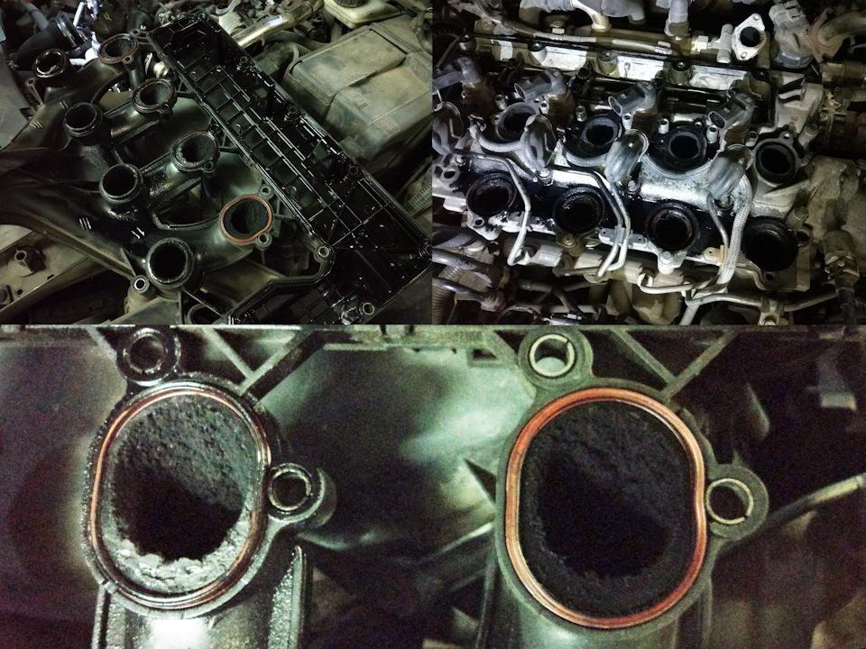 сервисные процедуры с егр ford s-max 2.0tdci