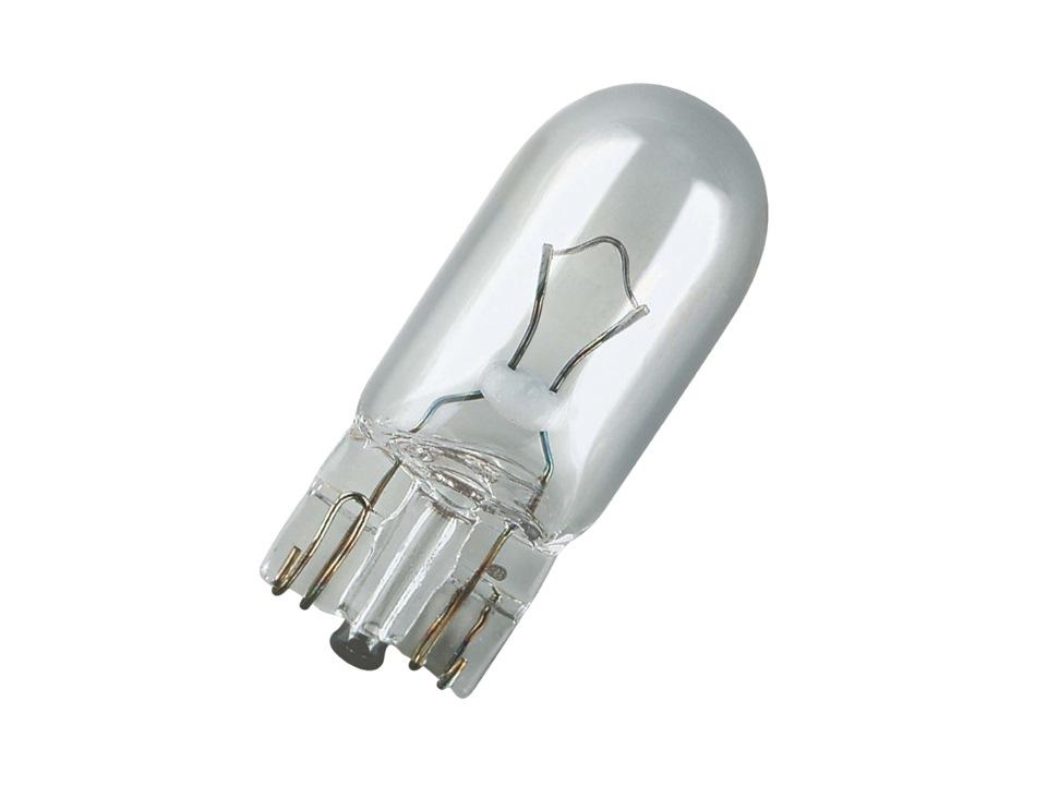 Лампы с такими цоколями применяются обычно как лампы подсветки. Например в комбинации и панели приборов автомобилей. Цифры означают измеренную внешнюю ширину основания, на котором установлены контактные выводы.