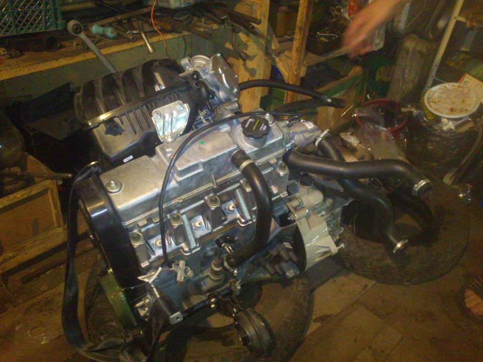 118Продажа двигателей на лада