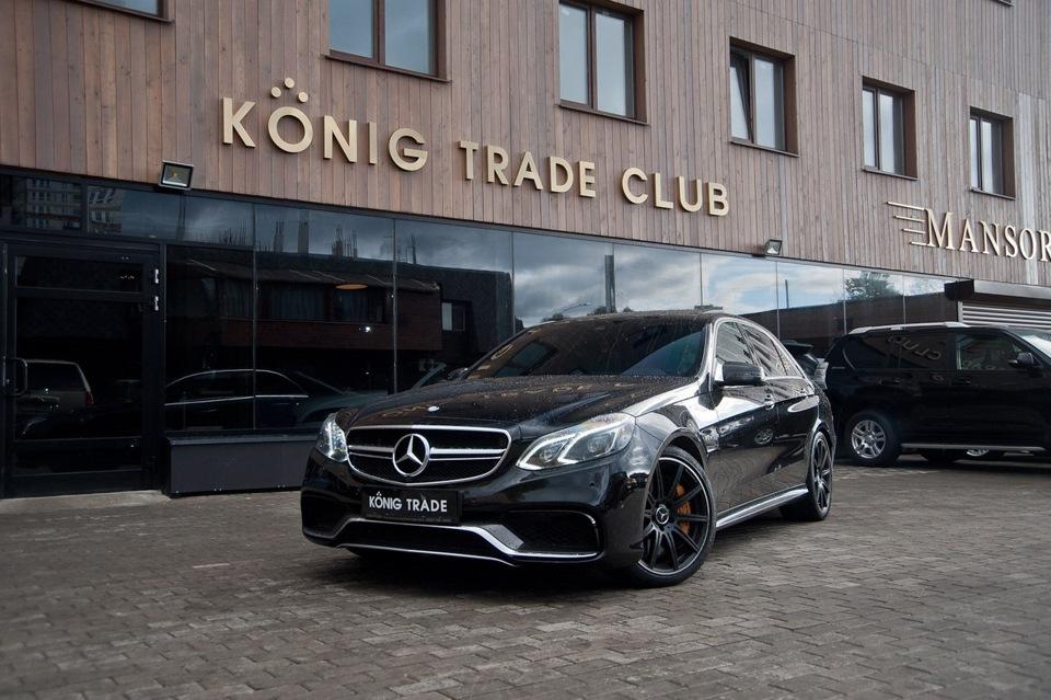 Mercedes-Benz E63 AMG | W212 2014 — Community «Mercedes-Benz AMG» on