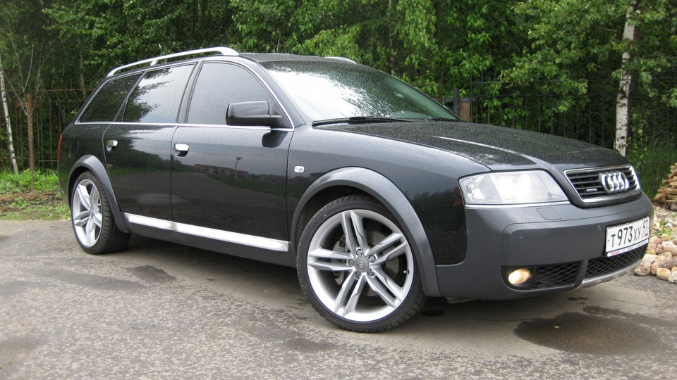 audi a6 allroad 03 39 2 5tdi doncekazzz 440 460 audifanai. Black Bedroom Furniture Sets. Home Design Ideas