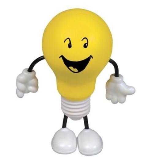 Смешные картинки лампочка