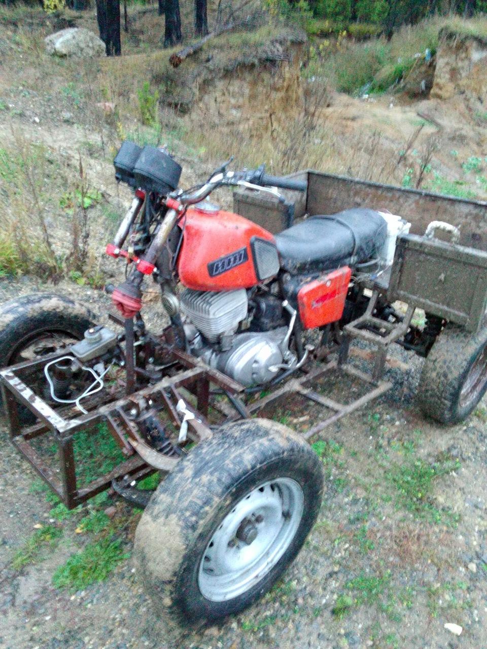 можно самодельный квадроцикл из минска фото если