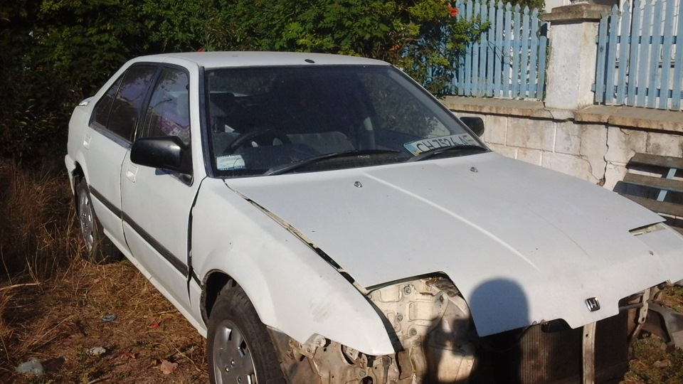 Honda Integra 1 5 турбо | DRIVE2