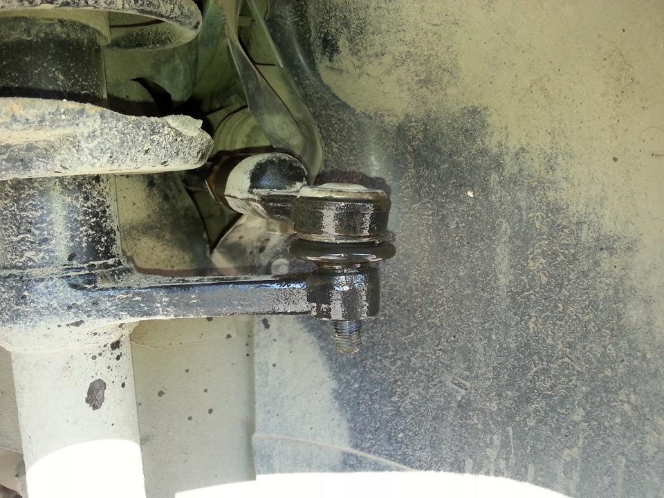 Замена рулевых наконечников на калине своими руками 271