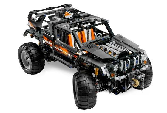 LEGO Technic 8297 — очередной