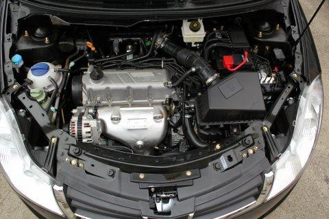 Двигатель заз форца
