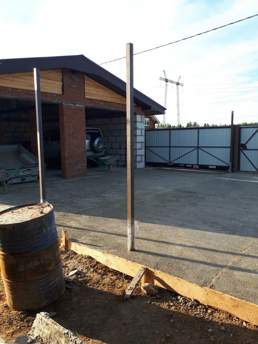 готовые ворота для гаража цена