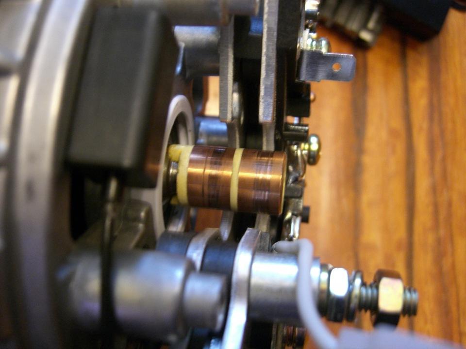 контактные кольца ротора