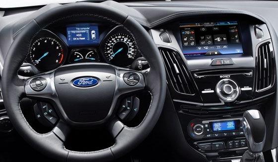 Штатные магнитолы — инновация для автомобилей Ford