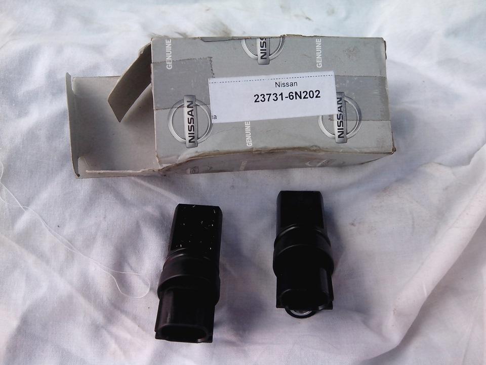 Купить датчик положения коленвала для Nissan X-Trail (T30 ...
