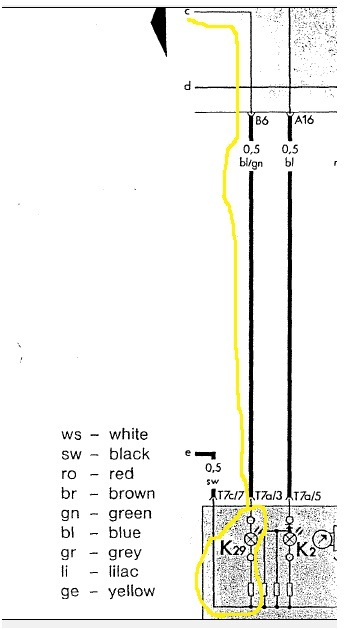 Схема подключения свечей накала через кнопку фото 358