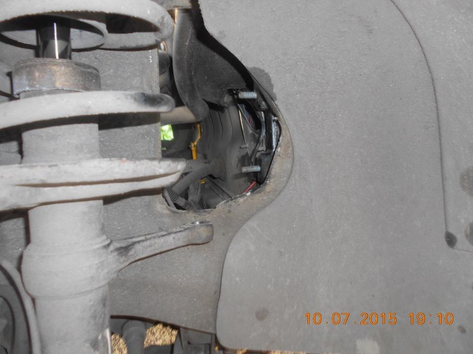 рулевая рейка на приору с гур фото