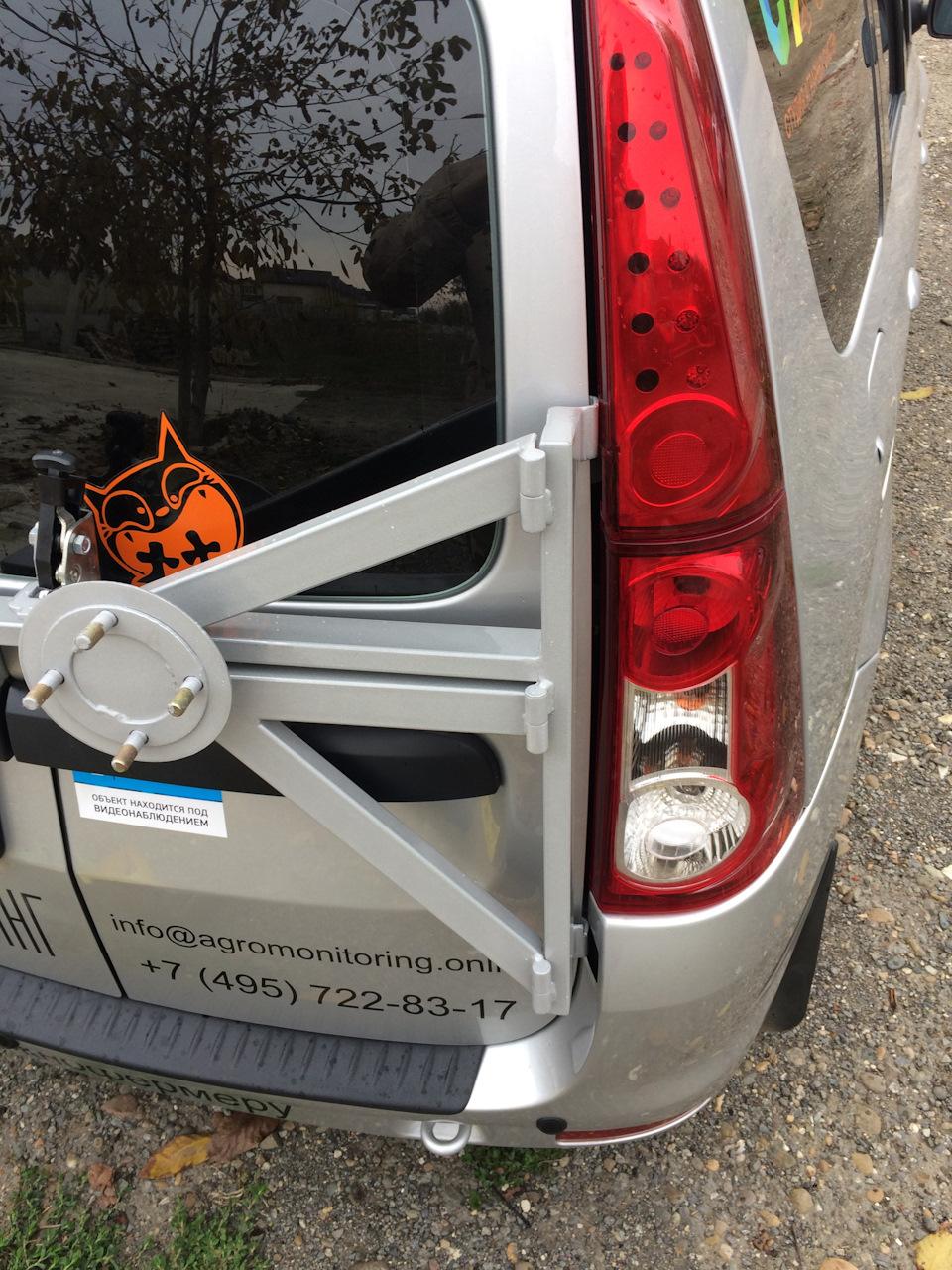 Экспедиционный багажник на УАЗ Хантер своими руками 43