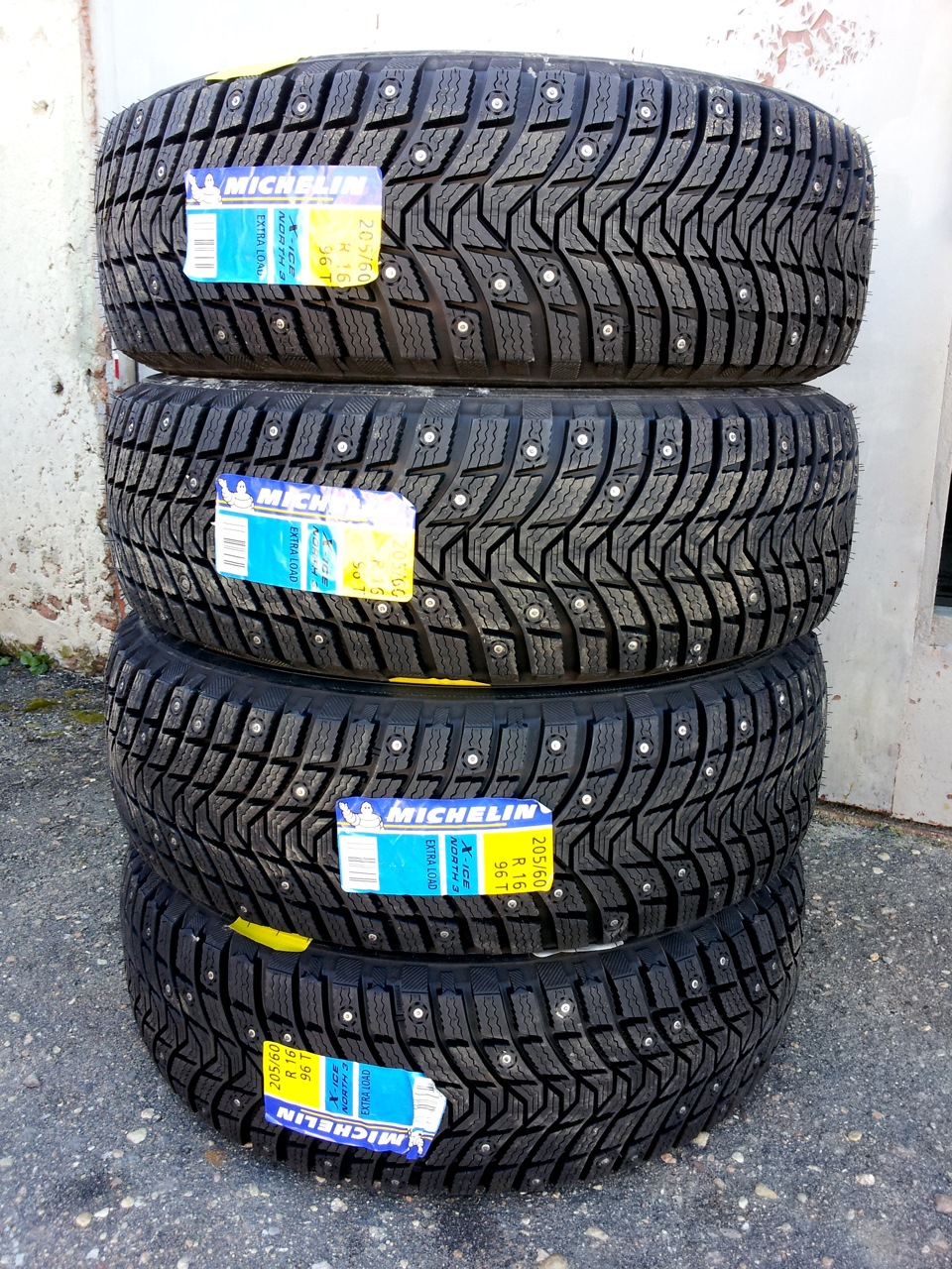 Michelin X-ICE North 3 winter tires: owner reviews, descriptions, specifications 37