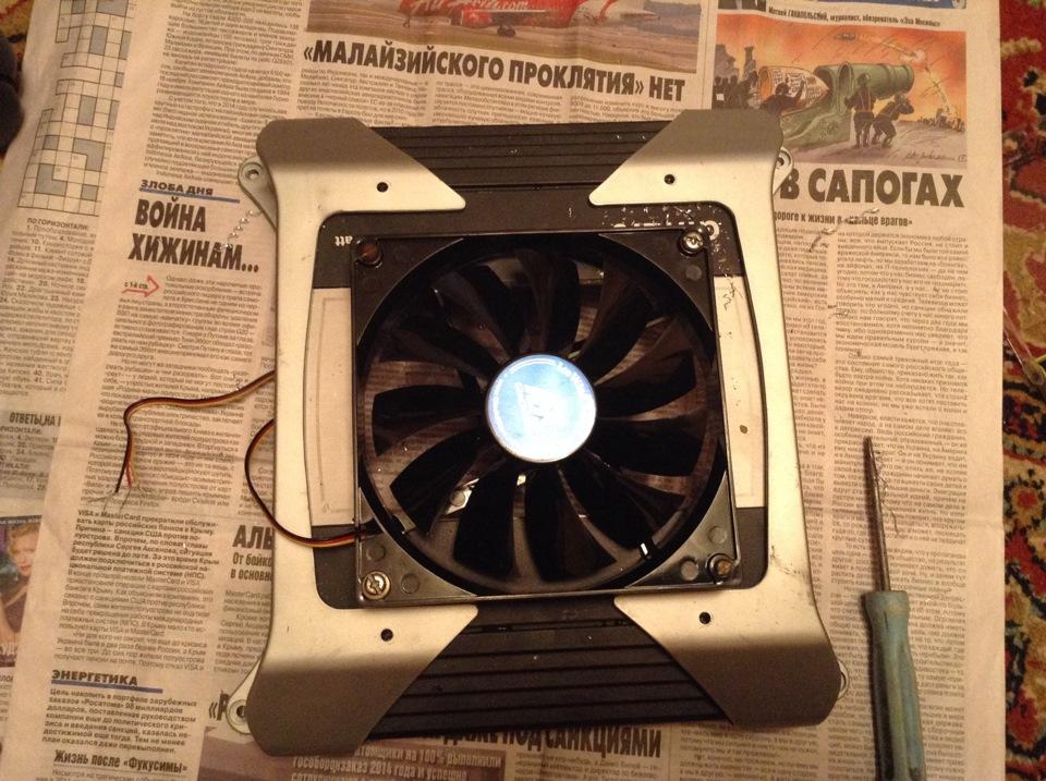 Как сделать охлаждение для усилителя