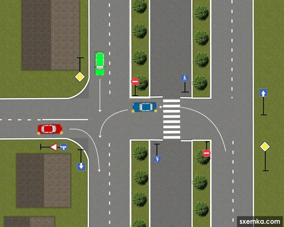такое перекрестки дорог в картинках медиум