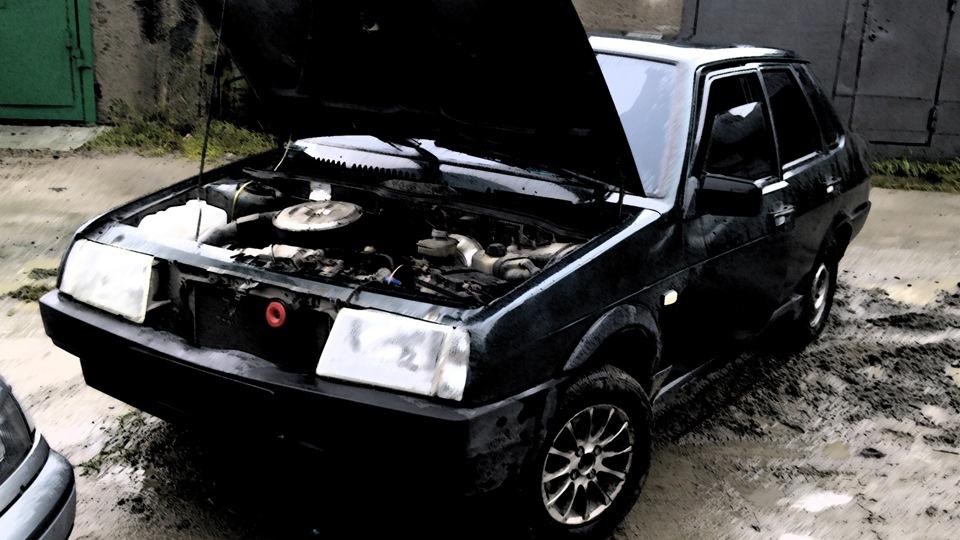 Лада 99 Машина Фото ZD73