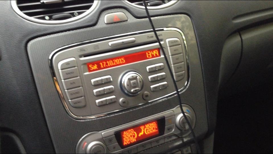 Прошивка форд фокус 2 1.8