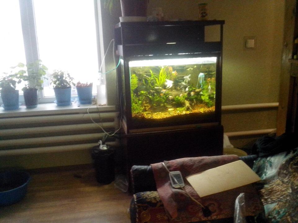 Удо своими руками для аквариума