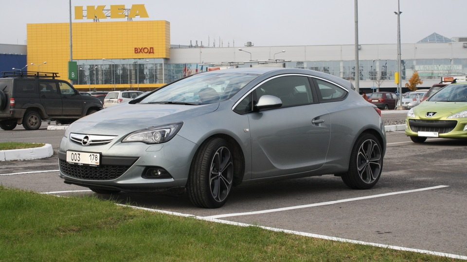 opel astra gtc 2 0dtj silver lake 20 drive2. Black Bedroom Furniture Sets. Home Design Ideas