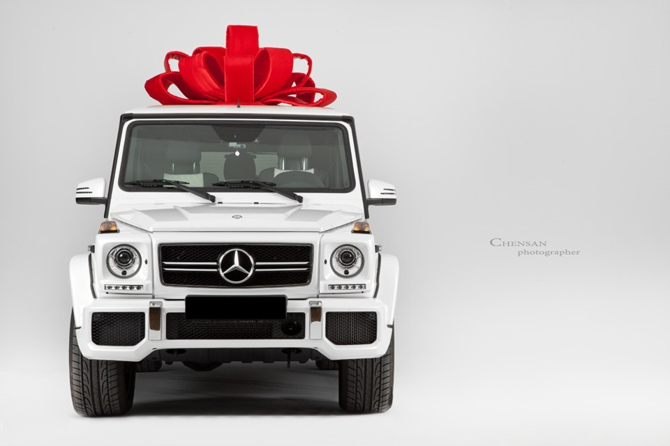 Close your eyes and look photo by chensan drive2 for Mercedes benz gifts