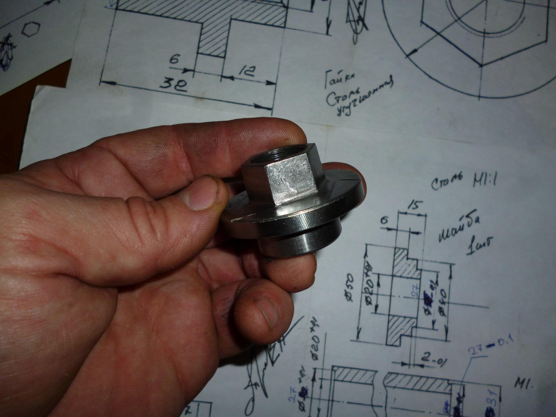 Замена направляющих втулок клапанов ВАЗ-2109 своими руками 24