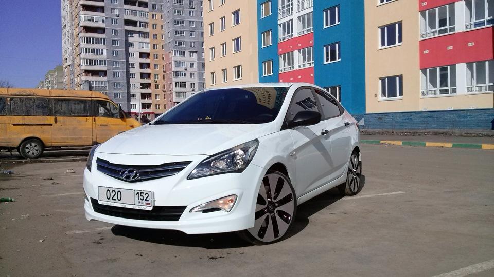 Hyundai solaris new - 12