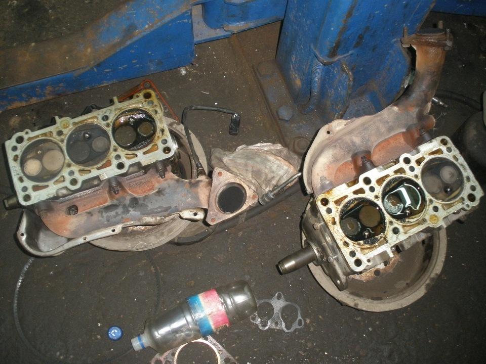Приора ремонт двигателя своими руками двигатель