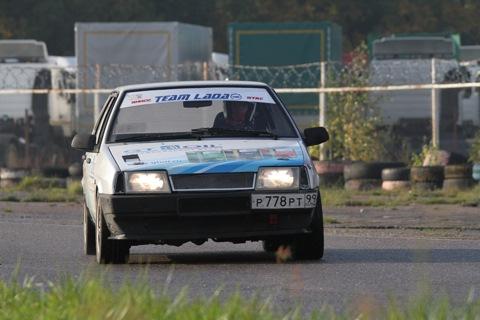 Гоночная команда ВАЗ Team - Lada RHHCC 2013 АДМ Мячково