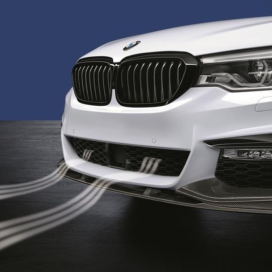 Bmw M Performance 540i Power And Sound Kit Bmw 5 Series 30 л