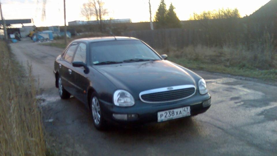 форд скорпио 2