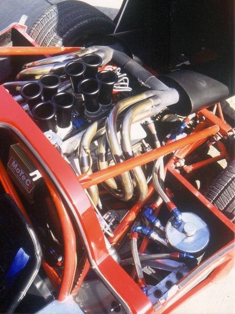 Small block Chevrolet 350cu ins (5.7litre) V8