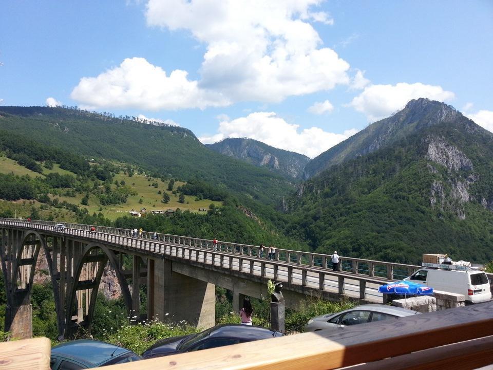Поездка в сербию черногорию — июль 2014