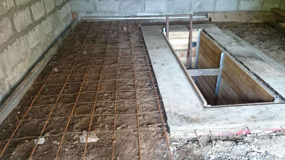 Бетон пол гараж партнер бетон москва отзывы