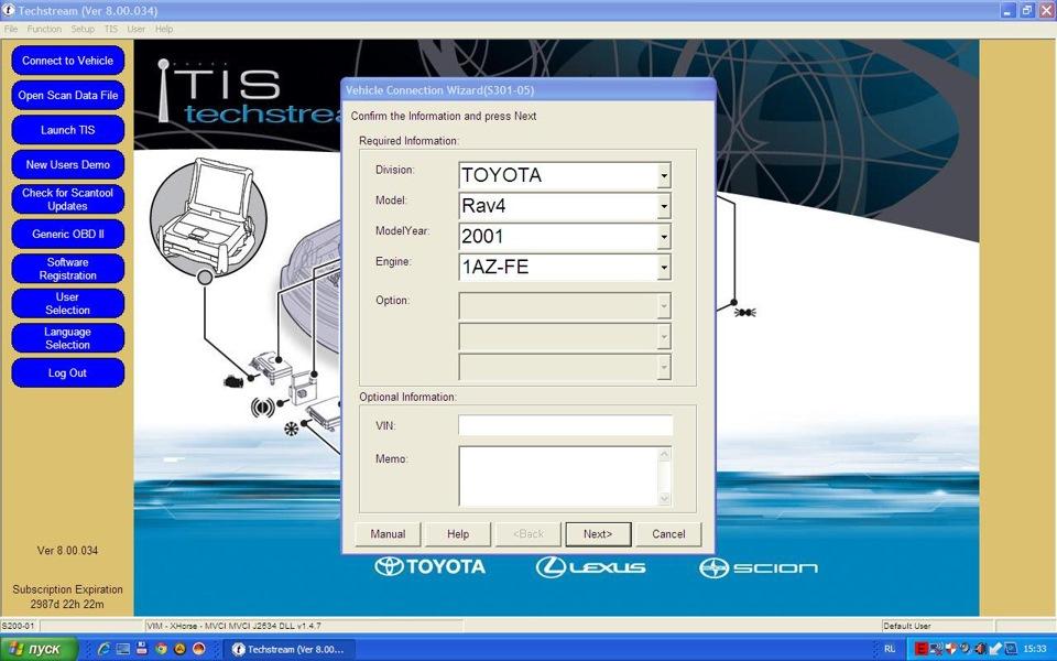 программа для диагностики toyota rav4