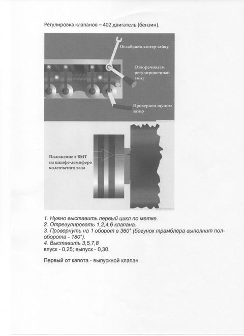 Просмотр темы регулировка клапанов двигателя змз402 тротуарная плитка пластиковые формы цена