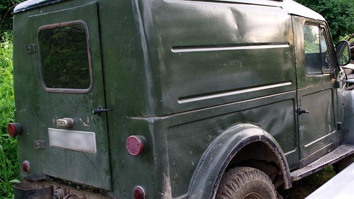 козел машина фото - фото 10