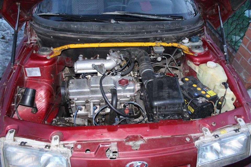 Фото №9 - ВАЗ 2110 8 клапанов инжектор