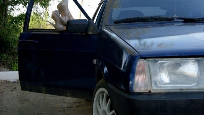 Ваз 2109 задняя полка багажника 170