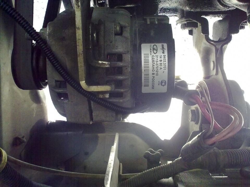 Фото №25 - как установить трехуровневый регулятор напряжения ВАЗ 2110