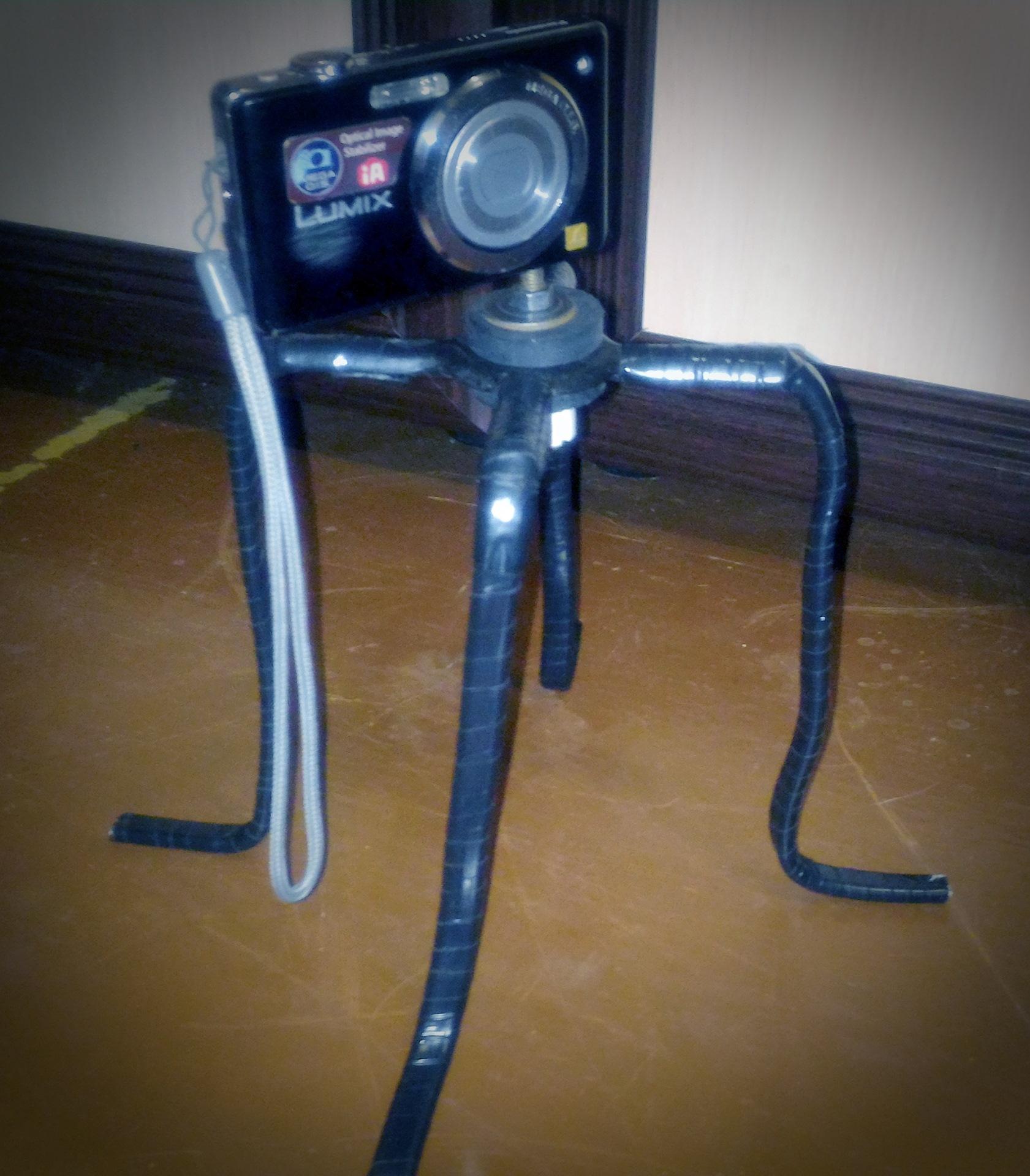 маски как самому сделать штатив для фотоаппарата знаете
