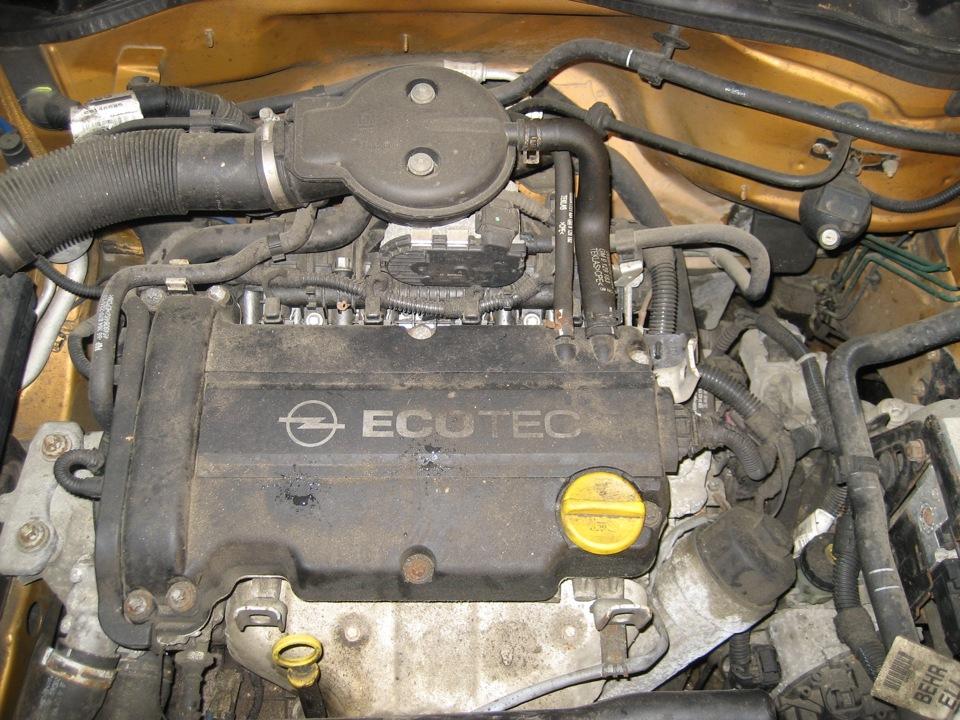 двигатель Z12xe инструкция - фото 3