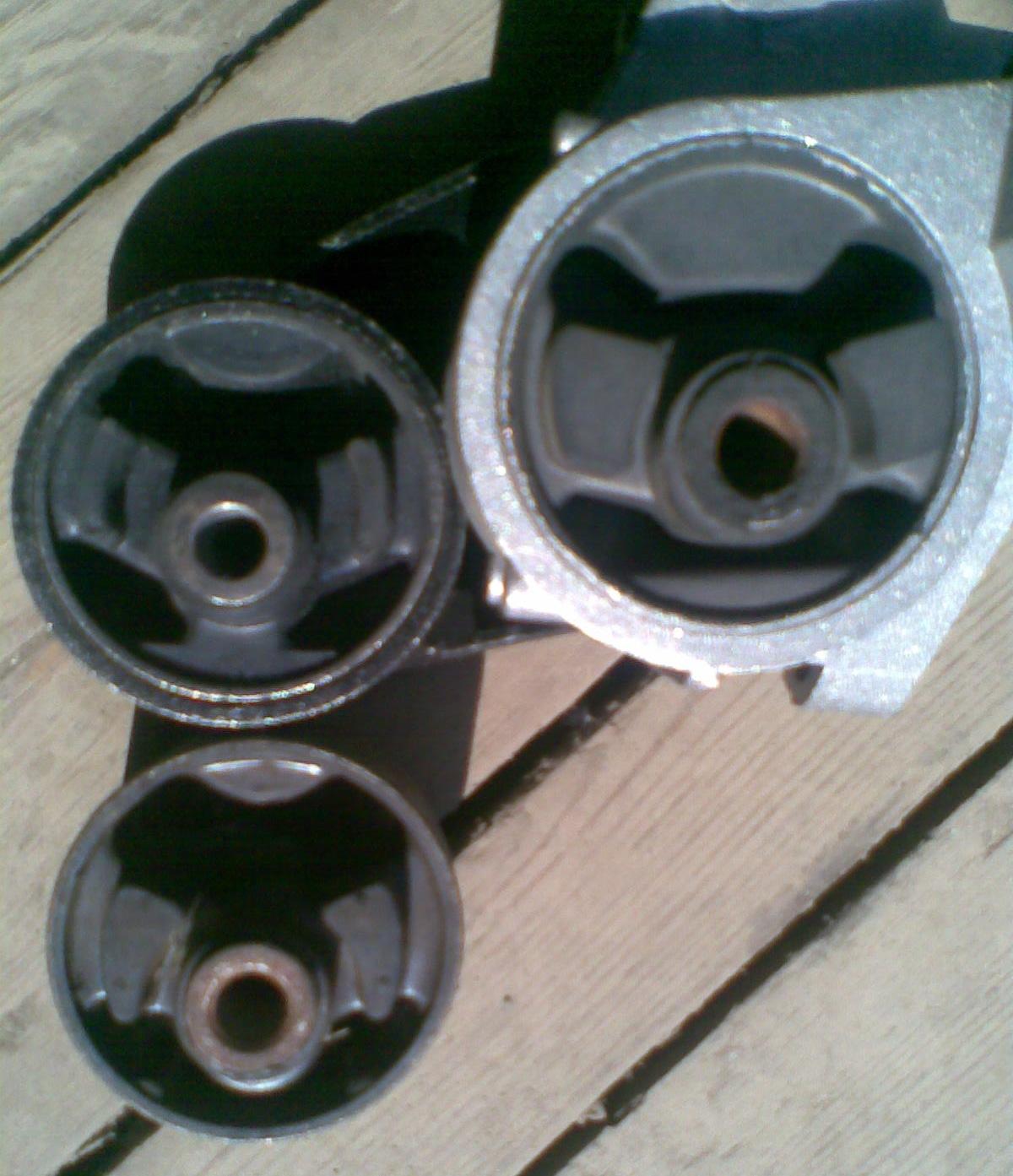 Подушки на двигатель ваз 2108