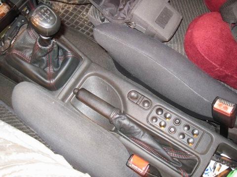 Opel Vectra B. Opel Frontera.
